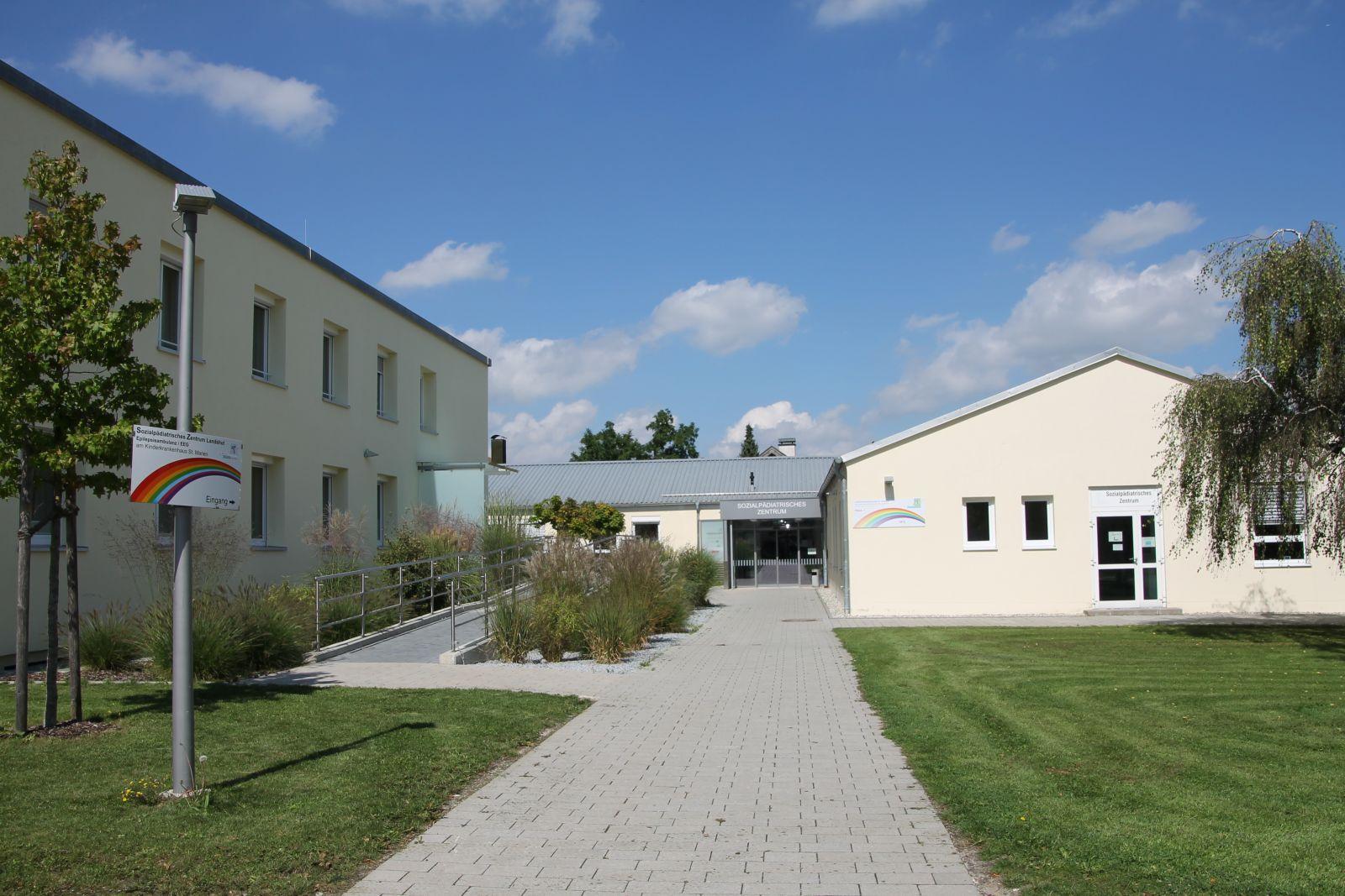 Das SPZ Landshut im Sommer